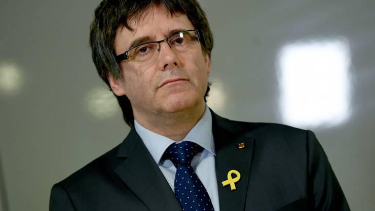 Der im Exil lebende katalanische Ex-Regionalpräsident Carles Puigdemont verlässt Deutschland und kehrt nach Belgien zurück. (Archiv)