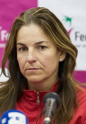 Arantxa Sanchez.