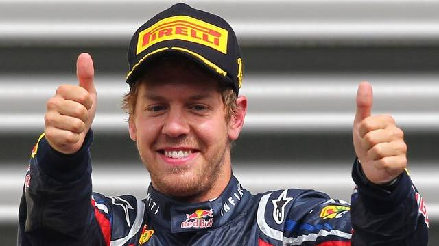 Vettel geht gerne ans Limit (Archiv)