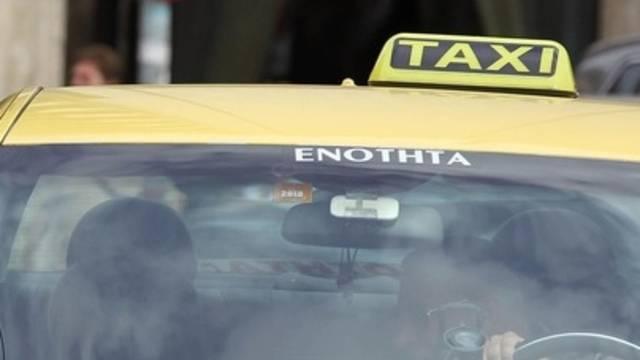 Der Taximörder ist flüchtig (Symbolbild)