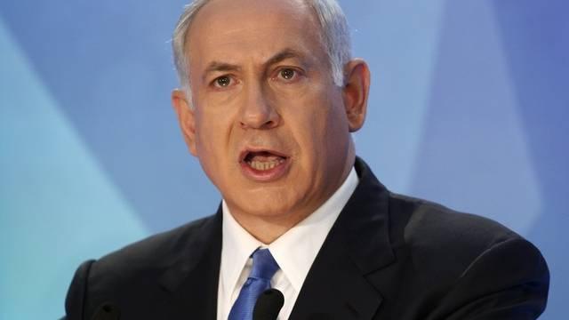 Der israelische Ministerpräsident Netanjahu (Archiv)