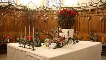 Adventsausstellung im Kapuzinerkloster Solothurn