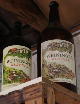 Weininger Klevner von Weinbau Vogler