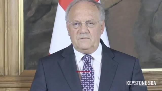Rückblick: Das war Bundesrat Johann Schneider-Ammann