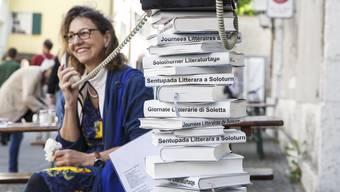 An den Solothurner Literaturtagen gibt es auch Veranstaltungen, die den Blick in vermeintlich literaturfeindliches Terrain wagen.
