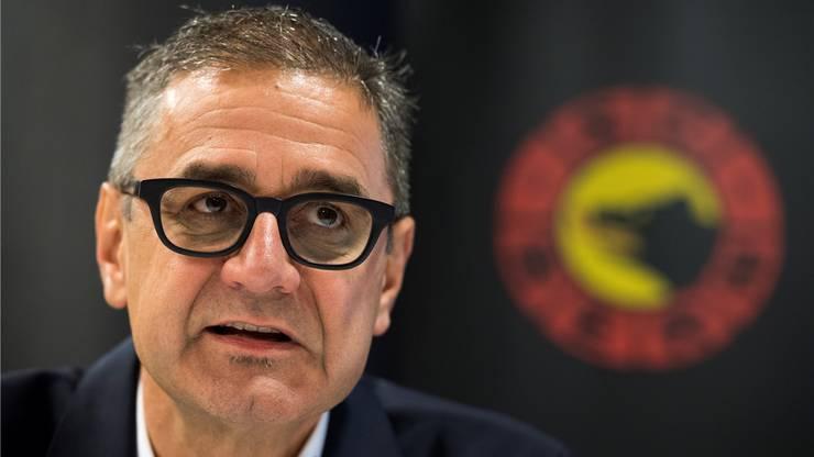 «Solche Verschwörungstheorien muss man sich verdienen», SCB-CEO Marc Lüthi.