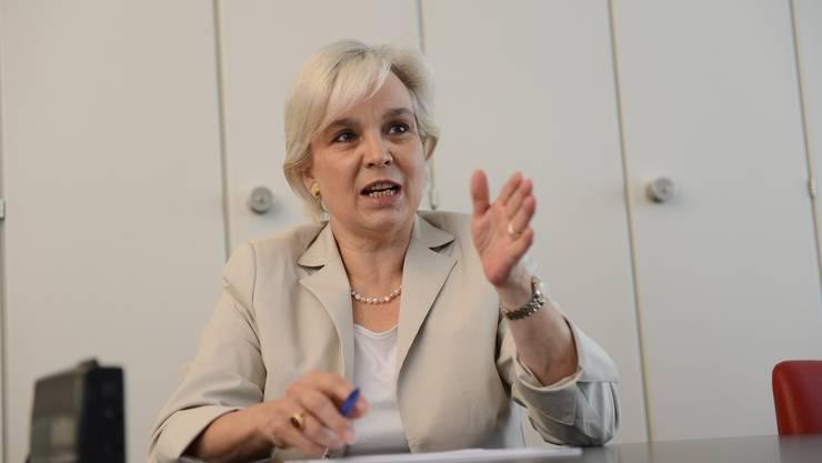 Barbara Gutzwiller vom Basler Arbeitgeberverband befürchtet schwere Nachteile für die Firmen.
