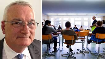 «Die Lehrpersonen müssen auf die Neuerungen vorbereitet werden», sagt Peter Bonati