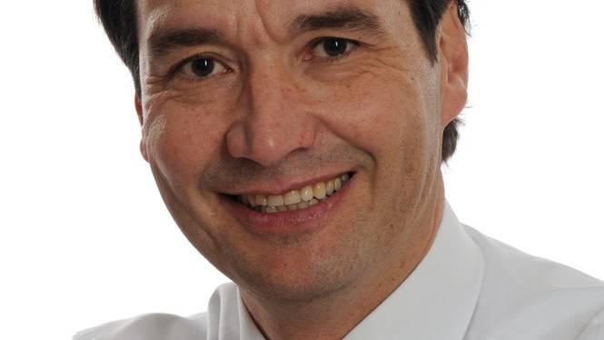 Liegt im ersten Wahlgang mit 48,9 Prozent der Stimmen vorne: François Scheidegger