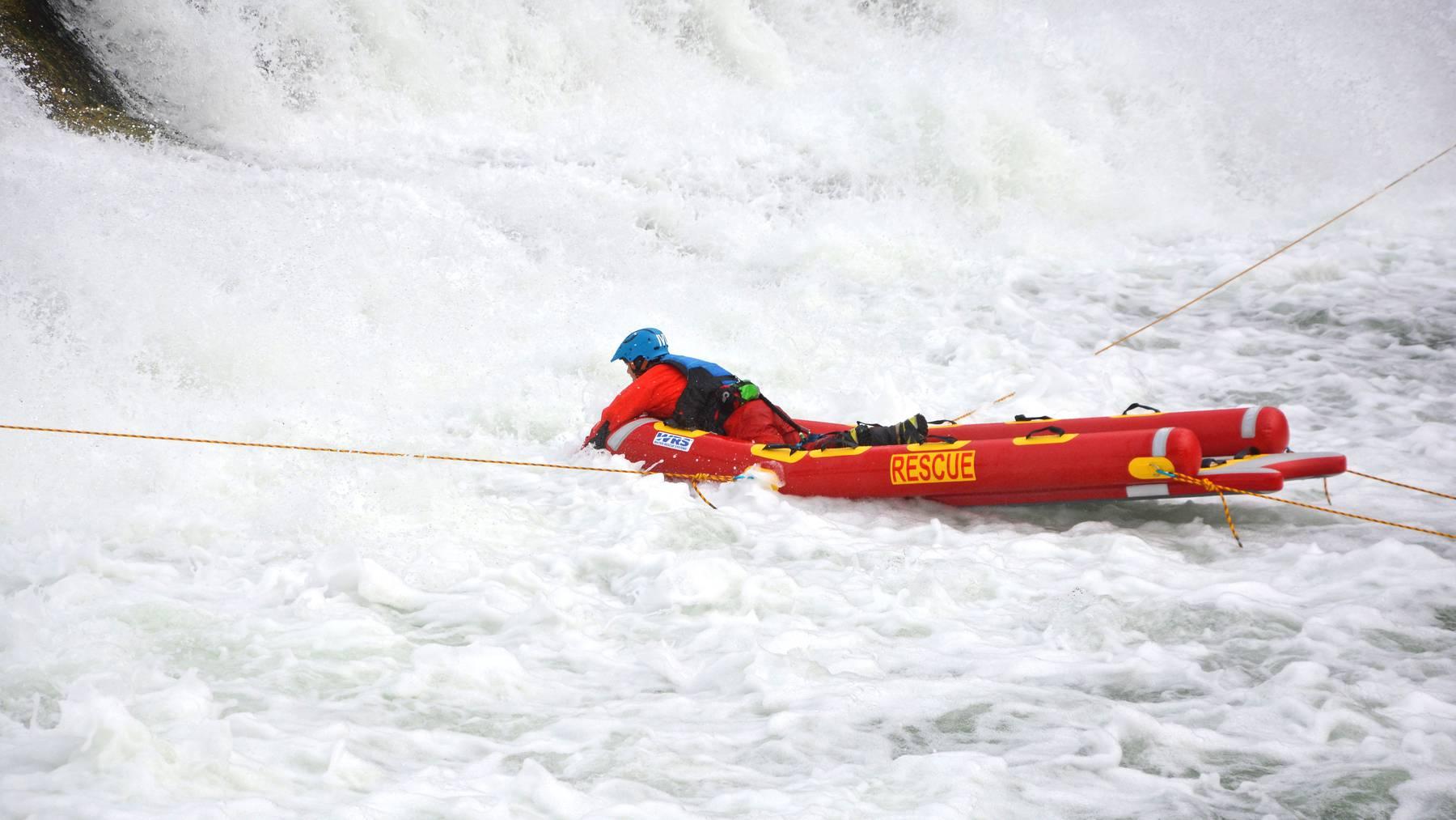 Training_Flussrettung_Kapo