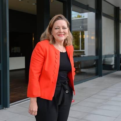 Regierungsrätin Heidi Z'graggen: «Die Jugend ist sehr engagiert.»