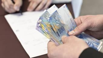 Einige Dutzend Corona-Kredite sind im Aargau bereits zurückgeflossen. (Symbolbild)