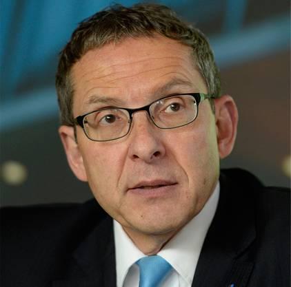 Regierungsrat Urs Hofmann. KEY