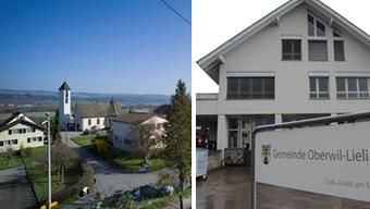 Steuerfuss: Zwischen Schwaderloch (links) und Oberwil-Lieli liegen 64 Prozent Unterschied.