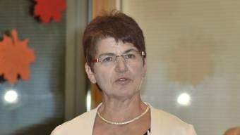 Rita Brem-Ingold ist neu in den Grossrat gewählt