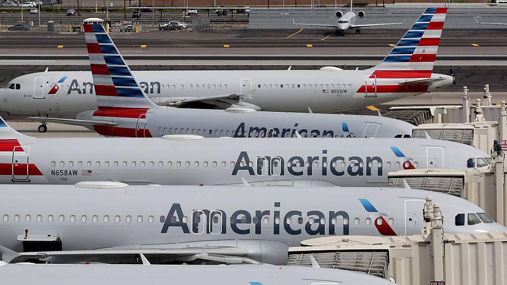 25'000 Stellen bei American Airlines in Gefahr