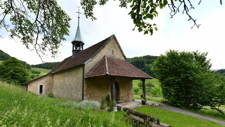 Die Kapelle St. Ulrich geht auf eine Stiftung im 12. Jahrhundert zurück.