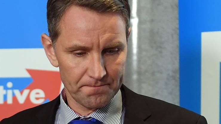Björn Höcke wehrt sich gegen den Parteiausschluss.DPA/Keystone