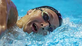 Antonio Djakovic zeigte als Startschwimmer eine starke Leistung