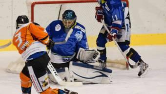 Eishockey: Luzern - Urdorf