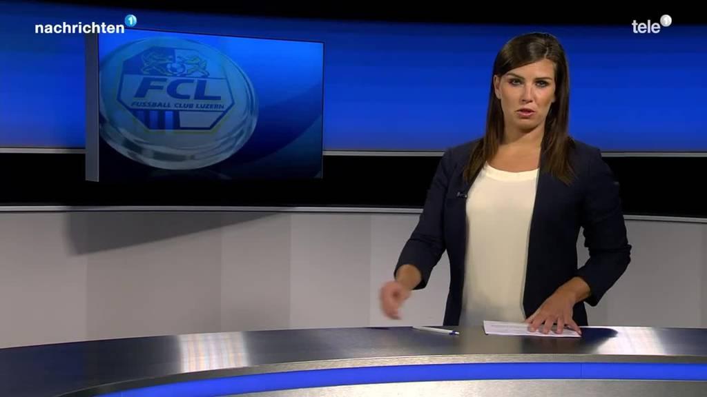 FC Luzern gegen YB