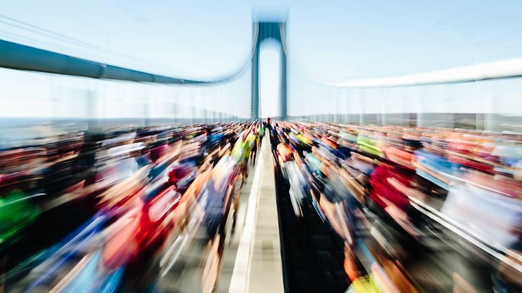 Marathons in New York und Berlin fallen Corona zum Opfer