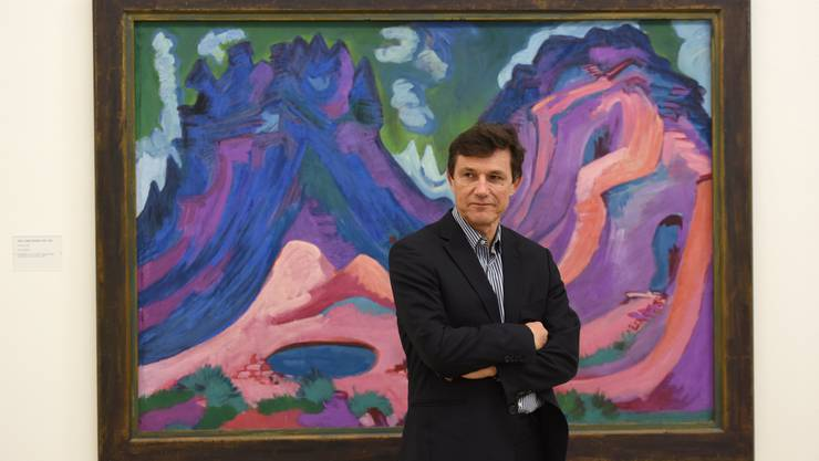 Josef Helfenstein ist Schweizer Kunsthistoriker.