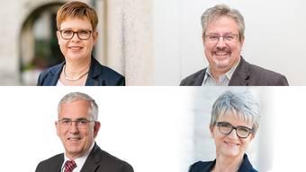 Vier Ständeratskandidaten haben das Wort zum Rahmenabkommen