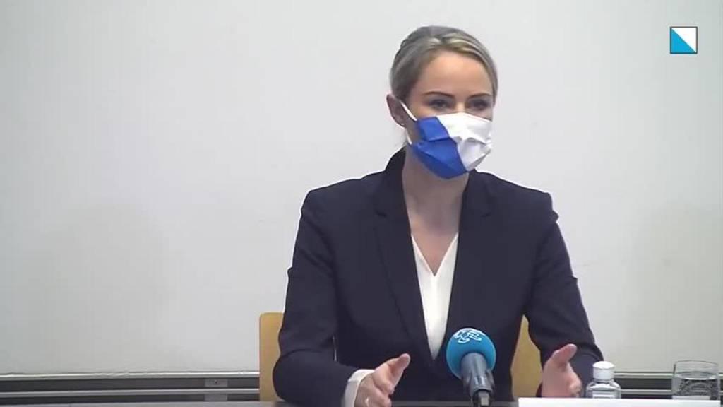 Komplette Pressekonferenz des Kantons Zürich vom 26. Januar 2021