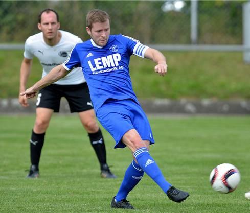Liga-Topskorer Simon Affentranger wird dem SC Fulenbach in der neuen Saison fehlen. Affentranger hat aufgehört.