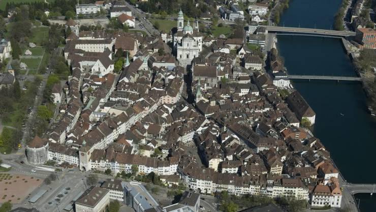 Solothurn wird zum Krimischauplatz während der Coronakrise.
