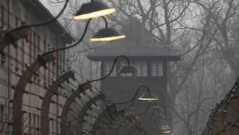 Das frühere Konzentrationslager Auschwitz in Polen (Archivbild)
