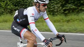 Fabian Cancellara (34) vom Team Trek hatte in dieser Saison oftmals mit Verletzungen und gesundheitlichen Problemen zu kämpfen