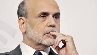 Fed-Chef Ben Bernanke (Archiv)