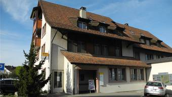 Gegen die Schliessung der Poststelle in Gipf-Oberfrick wehrten sich 676 Unterzeichnende mit einer Petition. Archiv
