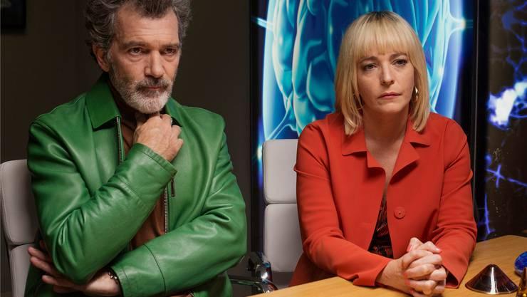 Antonio Banderas und Nora Navas spielen in «Dolor y gloria» von Pedro Almodóvar die bewegte – fiktionale – Lebensgeschichte des Regisseurs. Pathé Films
