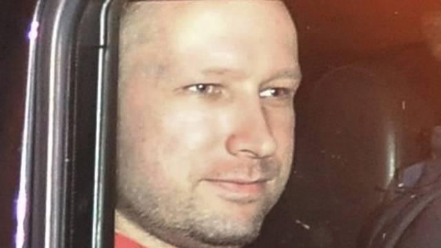 Anders Behring Breivik wird für unzurechnungsfähig erklärt (Archiv)