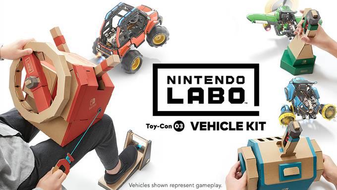 Nintendo Labo Upload 24