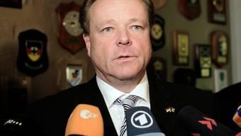 Dirk Niebel ärgert sich über Einreiseverbot (Archiv)