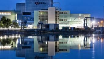 Der Block 1 des Atomkraftwerkes Beznau geht frühestens Ende Februar des kommenden Jahres wieder ans Netz. Auch Block 2 steht still.