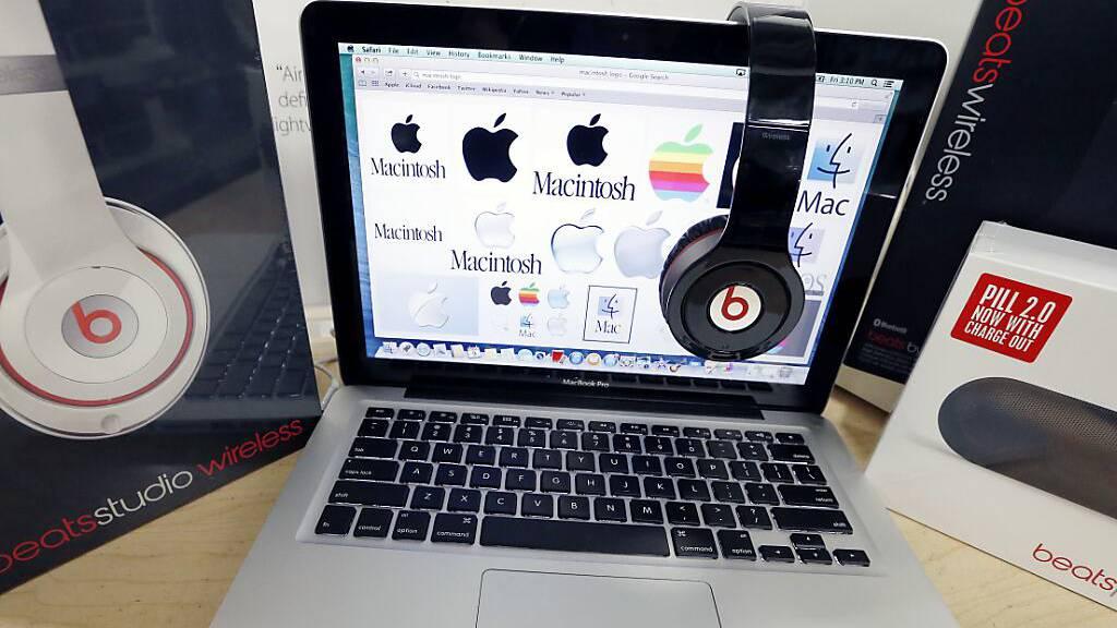 Apple droht Kartellstrafe in der EU zu Musik-Streaming