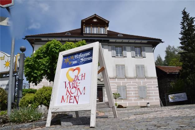 Eggenwil, 8. Mai: Das Restaurant zum Sternen wurde am 6. Mai 2019 geschlossen. Ob und wann es wieder geöffnet wird, war zunächst unklar.