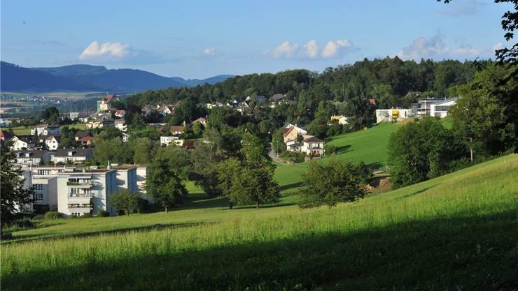 Derzeit sind in Starrkirch-Wil 16 Asylbewerber in den drei Wohnungen untergebracht. (Archiv)