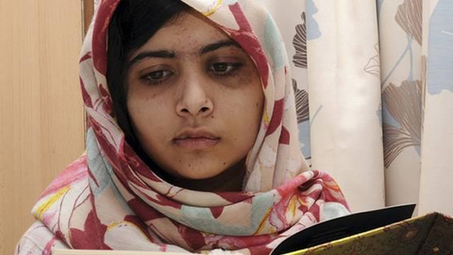 Malalas völlige Genesung wird noch eine Weile dauern (Archiv)