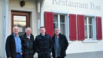 Die Ortsbürgerstiftung möchte das Restaurant Post wiederbeleben.