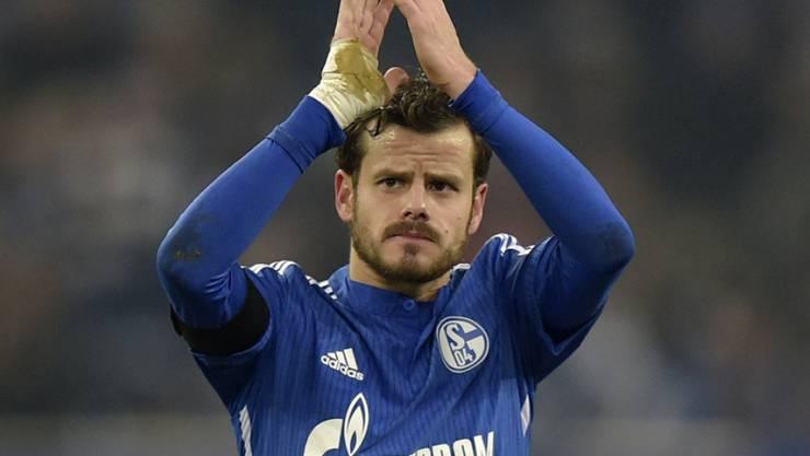 Der 75-fache Schweizer Internationale Tranquillo Barnetta (30) verlässt Schalke 04 nach drei Jahren