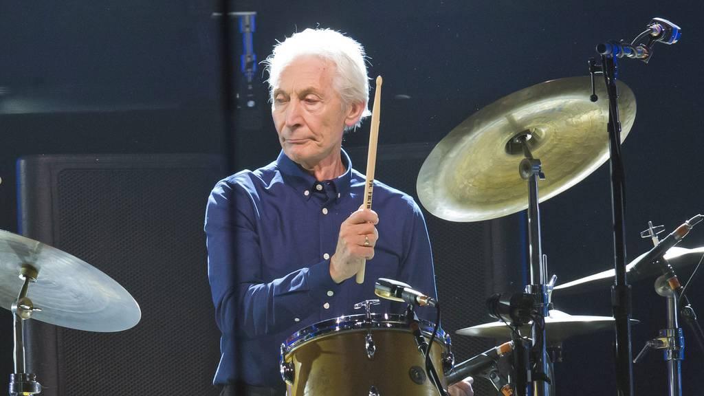 Die Rolling Stones gehen mit Ersatz-Drummer auf US-Tour