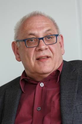 Kandidiert erneut: Bellach, Roland Stadler (FDP), im Amt seit 2016