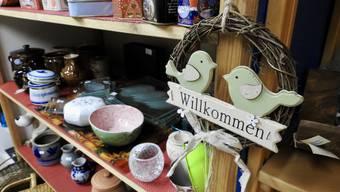 Die Brockenstube in Bad Zurzach ist umgezogen