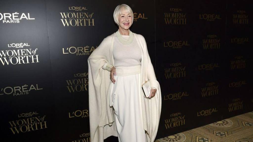 Helen Mirren liest Gute-Nacht-Geschichten vor